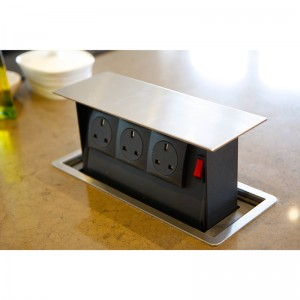 pop-up plug sockets