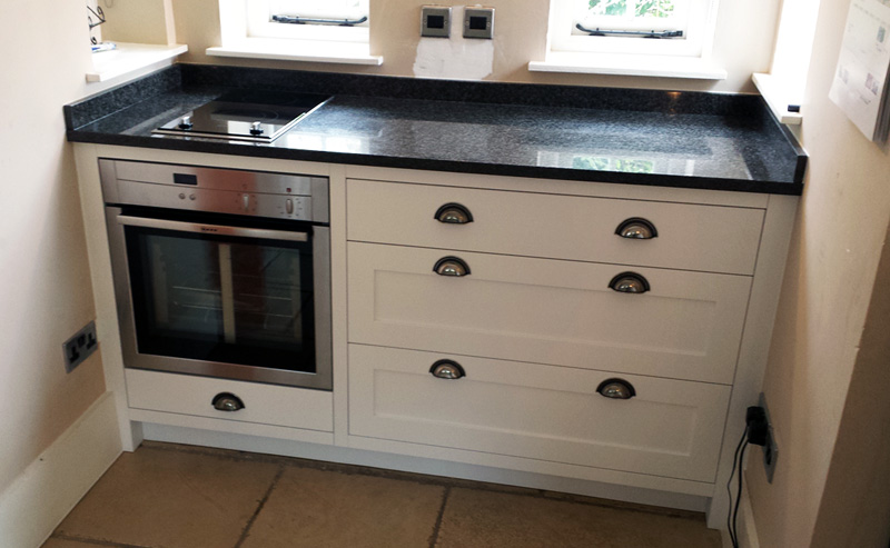Bespoke Kitchen Cabinet For A Kitchen Extension Mark