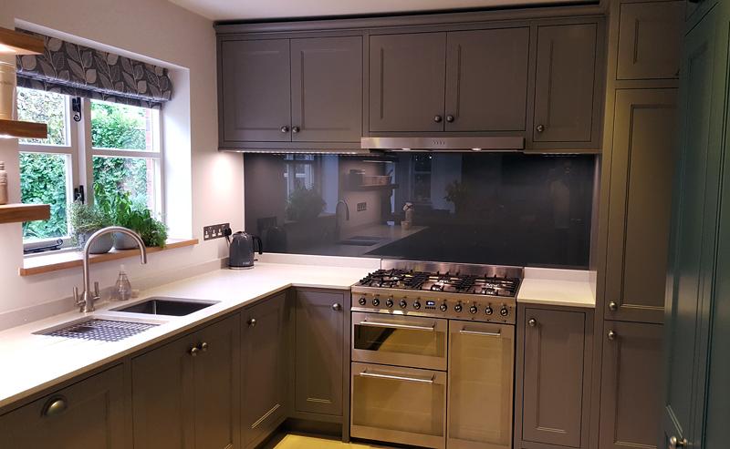 bespoke kitchen by Mark Williamson