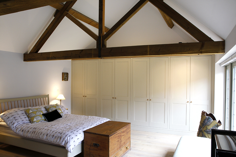 bespoke fitted furniture Henton