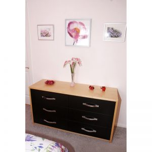 Bespoke bedroom furniture by Mark Williamson