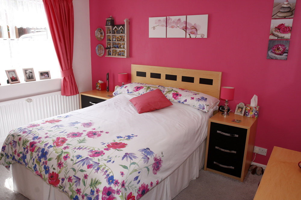 bespoke bedroom furniture by Mark Wiliamson