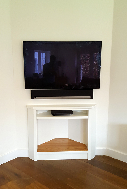 Custom TV Stand By Mark Williamson Furniture ...