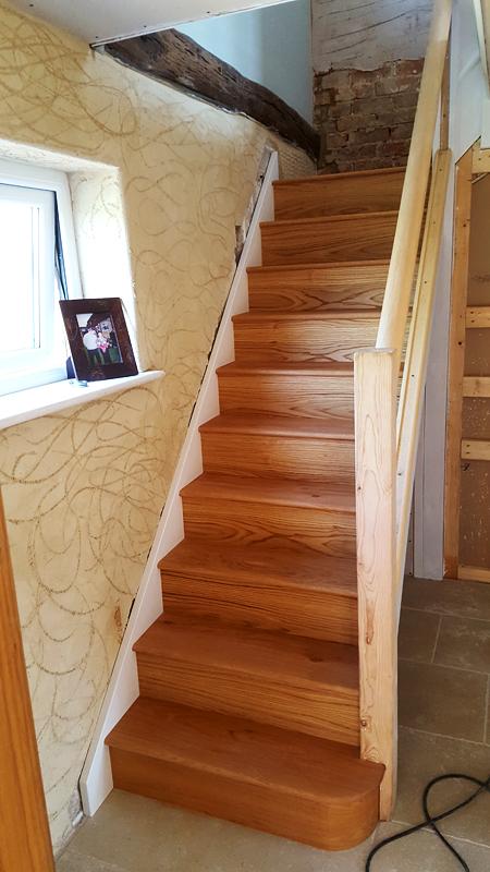 bespoke staircase Bucks