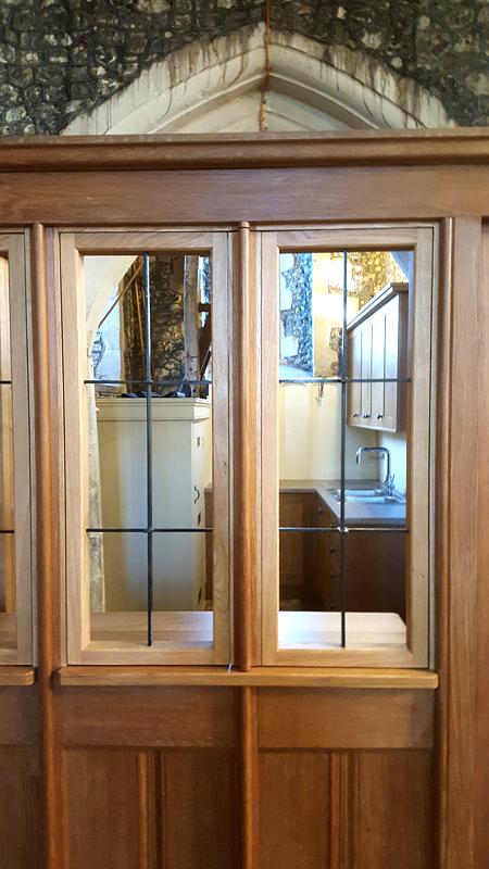 Oak fitted furniture Bucks