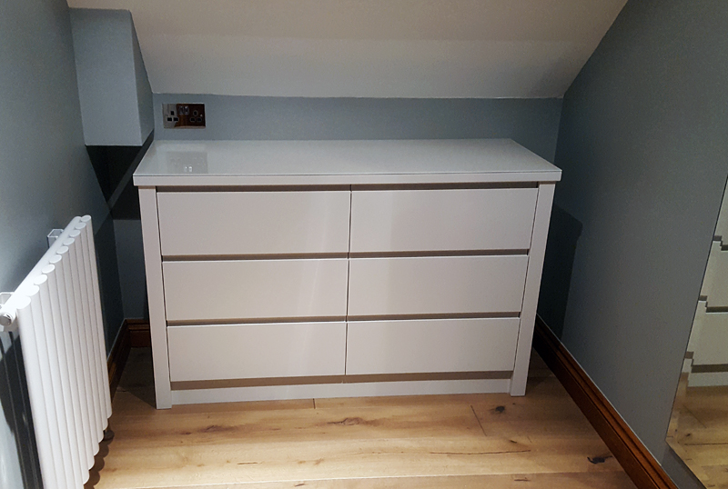 Fitted bedroom furniture Bucks