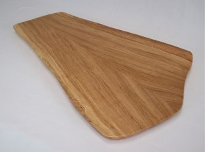 Large Oak bread board handmade Christmas present