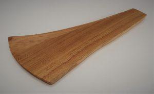 Medium Oak bread board handmade Christmas present
